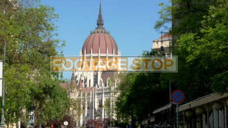 Budapest-Hungary-travel-Europe-stock-video-footage