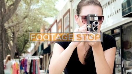 gen-z-video-girl-lifestyle-stock-footage
