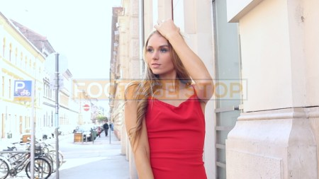 generation-z-girl-street-fashion-lifestyle-stock-footage
