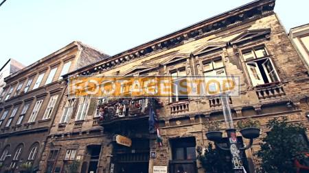 Budapest-travel-editorial-stock-video
