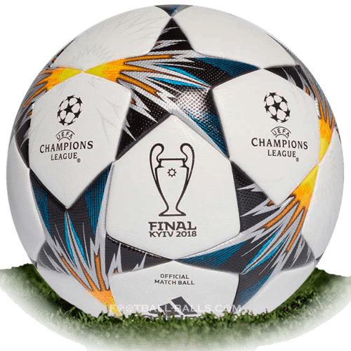 Adidas Finale Kyiv is official final match ball of ...