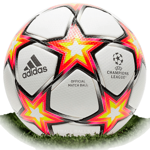 Adidas Finale 21 is official match ball of Champions ...