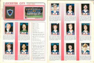Leicester City 1981