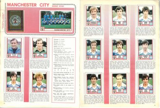 Manchester City 1981