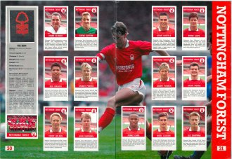 Nottingham Forest 1990