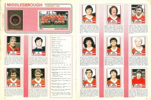 Middlesbrough 1981