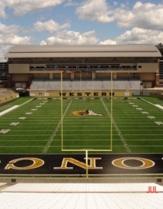 Image of waldo stadium by cory suppes is home to wmu football also rh footballllparks