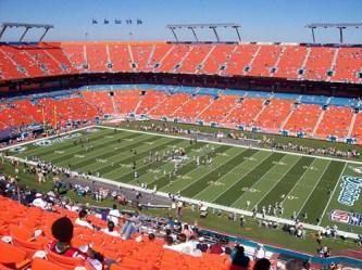 La casa de los Miami Dolphins