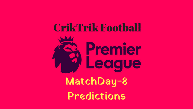 Premier League today match Prediction