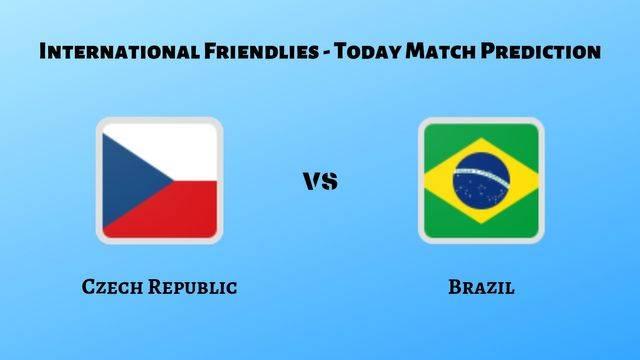Czech Republic vs Brazil