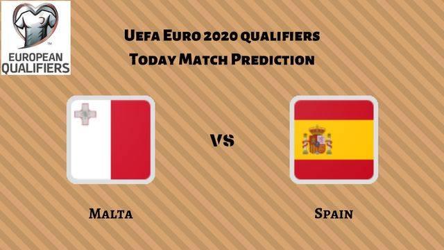 Malta vs Spain
