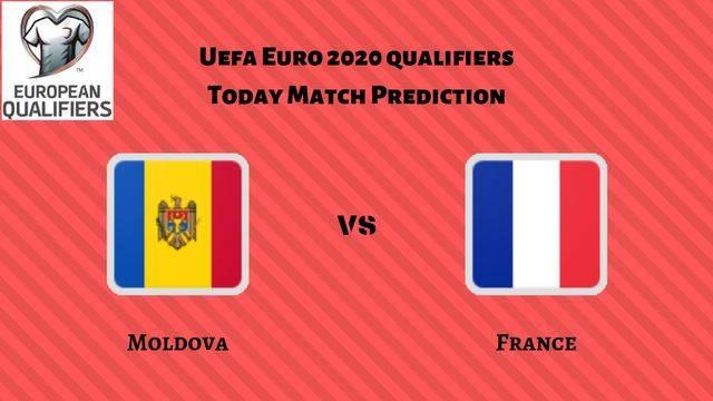 Moldova vs France
