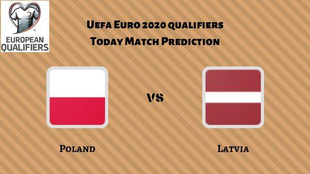 Poland vs Latvia