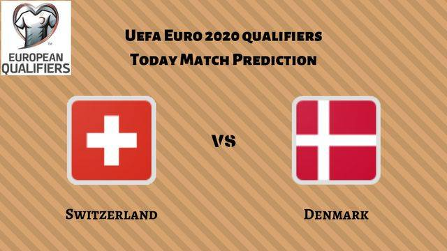 Switzerland vs Denmark
