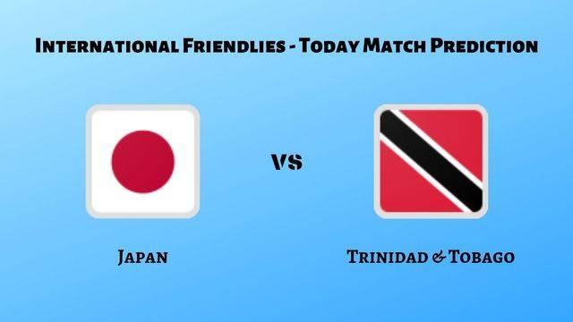Japan vs T&T