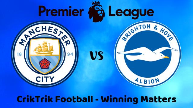 mancity vs brighton match prediction - Manchester City vs Brighton Predictions, Previews & Betting Tips - 31/08/2019