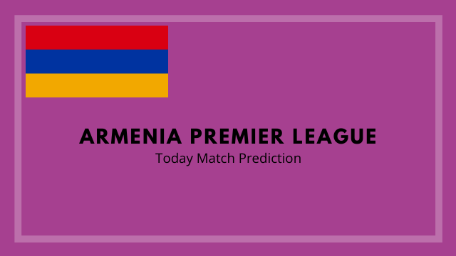 armenia premier league criktrik - Alashkert vs Noah Yerevan Today Match Prediction