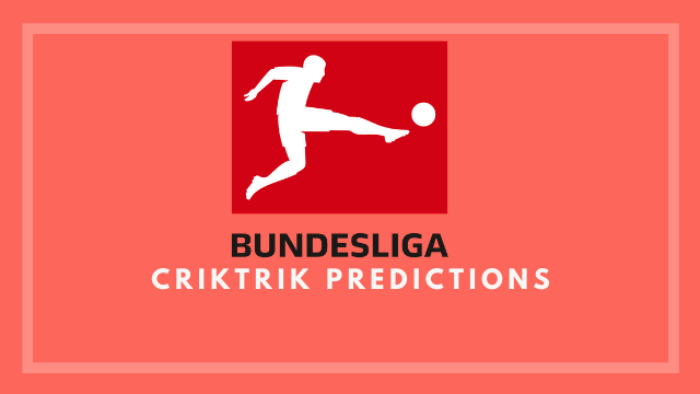 bundesliga football criktrik - Monchengladbach vs Union Berlin Prediction, Bundesliga - 31/5/2020