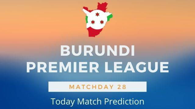 burundi premier league - Musongati vs Atletico Olympic Today Match Prediction