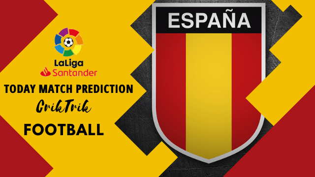 Criktrik la liga prediction - Espanyol vs Deportivo Alaves Today Match Prediction, La Liga 2019-20 - 13/6/2020