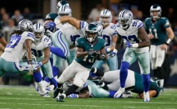 Darren Sproles Injury report for week 4