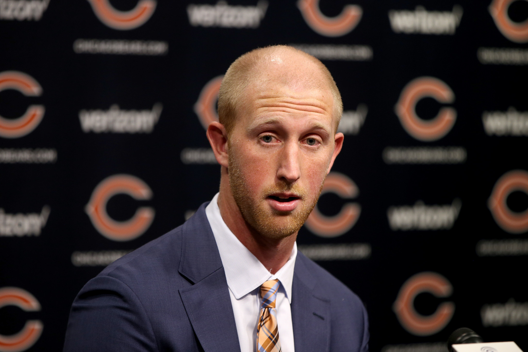 low priced 93aed 1c073 Bears Absurdity: John Fox Thinks Mike Glennon Makes Good ...