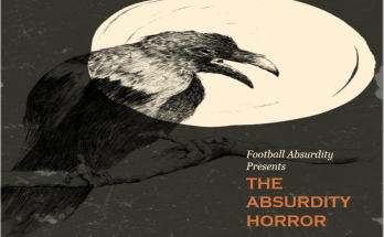 Football Ghost Story