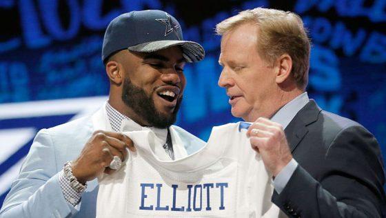 Ezekiel Elliott suspension