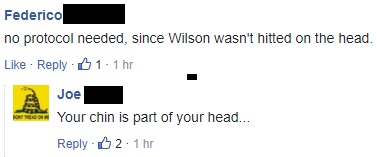 Russell Wilson Concussions