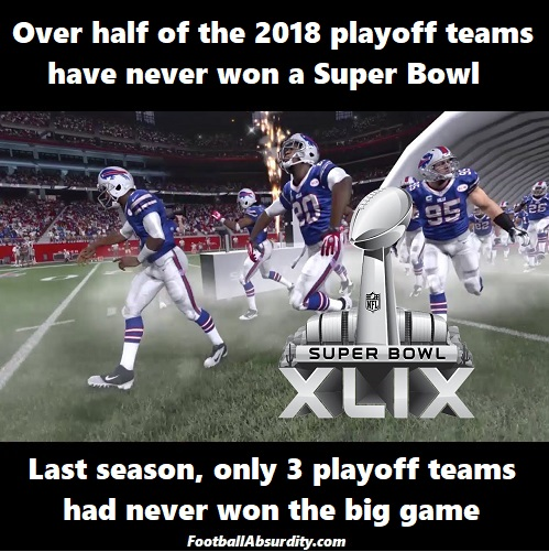 2018 Playoffs SB losers