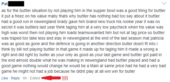 Buttler stuff