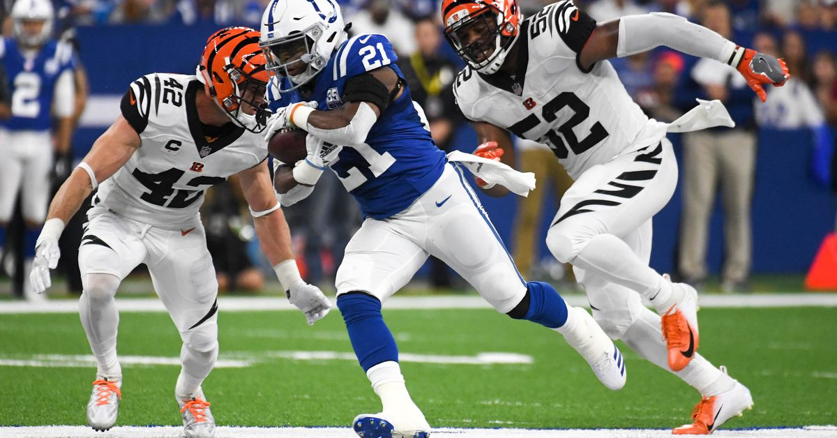 Week Two Fantasy Football Rb Sleepers Hines Catch Up Football