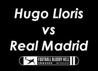 Hugo Lloris vs Real Madrid | FI