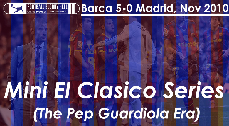 Barcelona 5-0 Real Madrid | FI