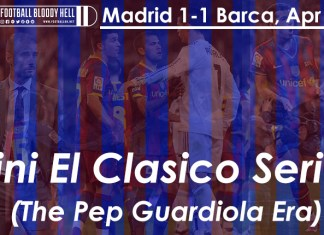 Real Madrid 1-1 Barcelona | FI