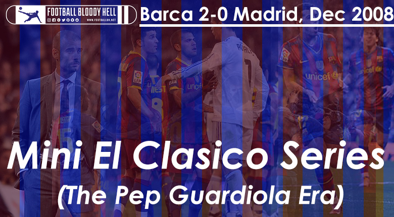Barcelona 2-0 Real Madrid | FI