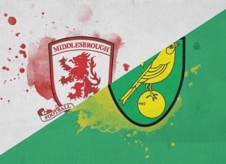 EFL Championship 2018/19: Middlesbrough vs Norwich City Tactical Analysis Statistics