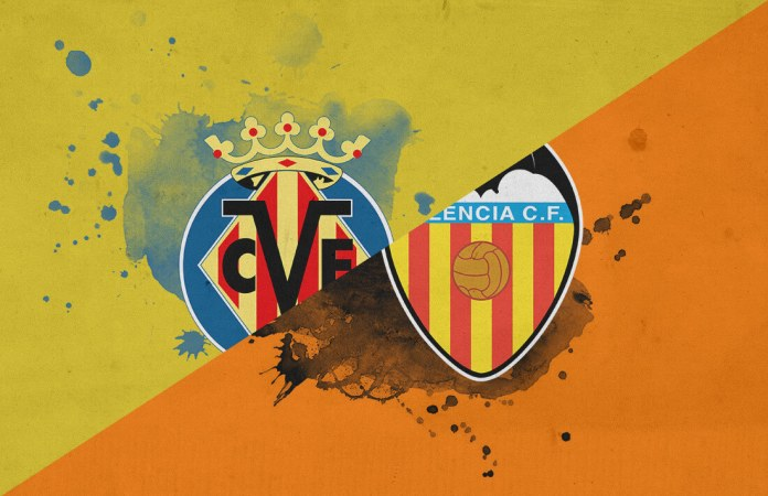Europa League 2018/19: Villarreal vs Valencia Tactical Analysis Statistics