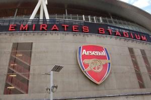 Arsenal got back to winning ways against Bolton