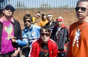 Rhys from Goldie Lookin Chain chats about Everton, Liverpool and Newport County