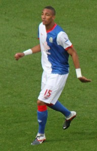 Steven_N'Zonzi had a good game for Blackburn Rovers against Fulham