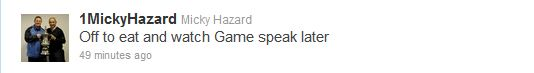 Micky Hazard