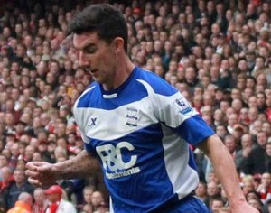 Liam Ridgewell has signed for Aston Villa, Birmingham City, Coventry City, West Bromwich Albion and Wolverhampton Wanderers