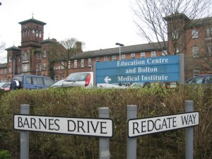 Works at Royal Bolton Hospital cost as much as Villas-Boas