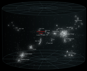 Arsenal manager Arsene Wenger requires lampooning by a superior race, claims Virgo Supercluster