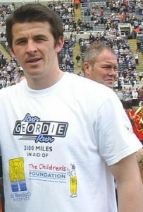Joey Barton as a charitable man