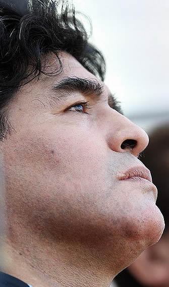 Maradona will almost certainly miss out on silverware in his first season in charge of Al Wasl
