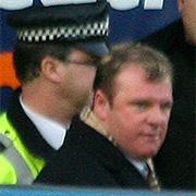 Crawley manager Steve Evans
