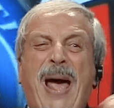 Tiziano Crudeli - the undisputed king of commentatorgasms