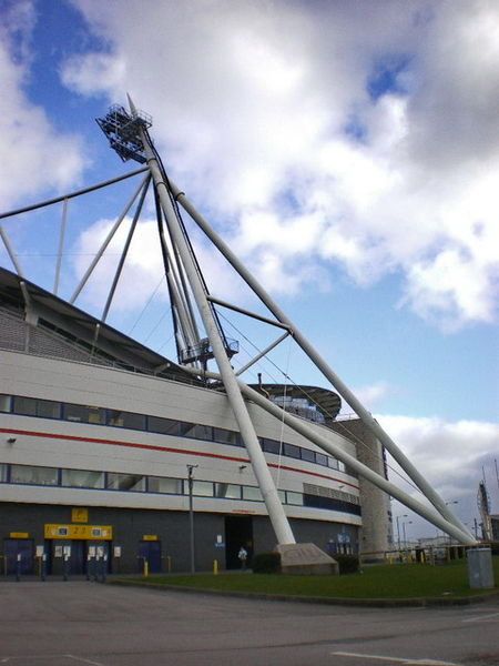 Bolton Wanderers are relegated to the Championship